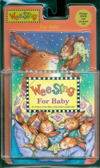 [해외]Wee Sing for Baby [With CD]