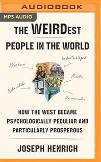 [해외]The Weirdest People in the World (MP3 CD)