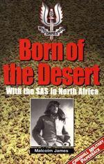 Born of the Desert-Softbound