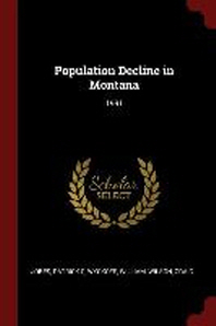Population Decline in Montana