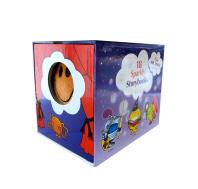 Mr.Men & Little Miss Glitter Drawer Box (Book 18 + 인형세트)