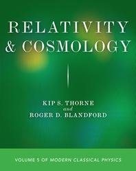 [해외]Relativity and Cosmology