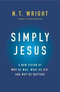 [해외]Simply Jesus (Hardcover)