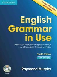 English Grammar in Use  4/E (With Answers & CD-Rom)(Paperback)