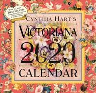 [해외]Cynthia Hart's Victoriana Wall Calendar 2020