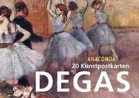 [해외]Postkartenbuch Edgar Degas