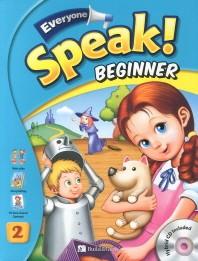 Everyone Speak Beginner. 2(CD1장포함)(CD1장포함)