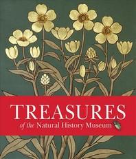 [해외]Treasures of the Natural History Museum (Hardcover)
