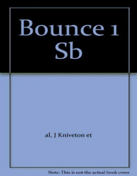 Bounce 1 (Student Book)