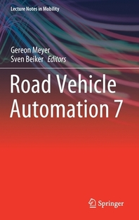 [해외]Road Vehicle Automation 7