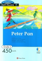 Peter Pan (450 Words)(CD1장포함)(HAPPY READERS 2-7)