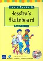 Jessicas Skateboard(CD1장포함)(Magic Reader 8)