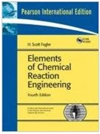 Elements of Chemical Reaction Engineering(with CD-ROM)