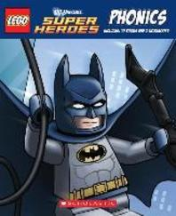 Lego DC Universe Super Heroes Phonics Boxed Set