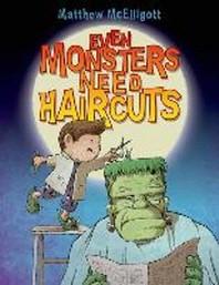 [해외]Even Monsters Need Haircuts (Board Books)