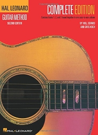 [해외]Hal Leonard Guitar Method, - Complete Edition