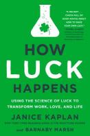 [해외]How Luck Happens (Hardcover)