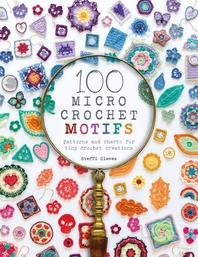 [해외]100 Micro Crochet Motifs