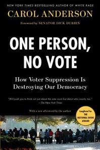 [해외]One Person, No Vote (Paperback)
