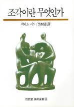 조각이란 무엇인가(열화당 미술선서 39)