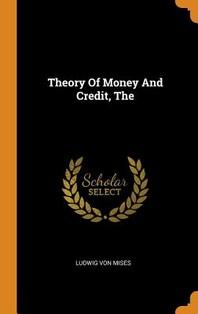 [해외]The Theory Of Money And Credit (Hardcover)