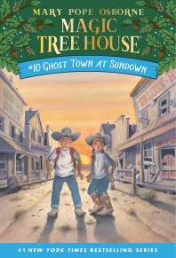 [보유]Magic Tree House #10: Ghost Town at Sundown