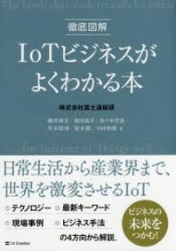 徹底圖解IOTビジネスがよくわかる本