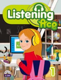 Listening Ace. 1(Student book+Workbook)(CD1장포함)