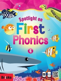 Spotlight on  First Phonics Set. 4(Student Book + Storybook)(CD3장포함)(전2권)