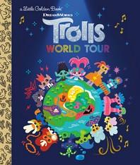 [해외]Trolls World Tour Little Golden Book (DreamWorks Trolls World Tour)