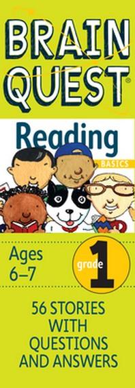 Brain Quest Grade 1 Reading