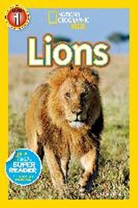 Lions(National Geographic Kids Level 1)