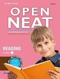 OPEN NEAT Reading Level. 1(CD1장포함)