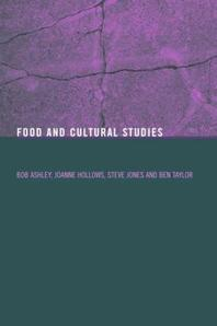 [해외]Food and Cultural Studies (Paperback)