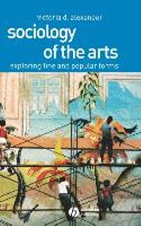 [해외]Sociology of the Arts (Hardcover)