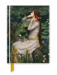 Waterhouse: Ophelia (Foiled Journal)
