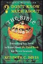 [해외]Don't Know Much about the Bible (Paperback)
