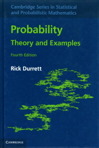Probability : Theory and Examples