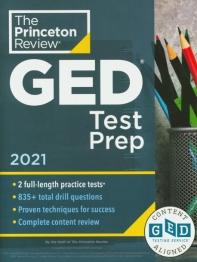 [해외]Princeton Review GED Test Prep, 2021