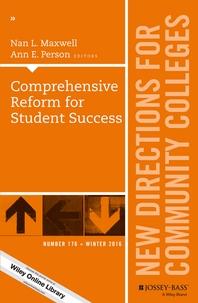 Comprehensive Reform for Student Success