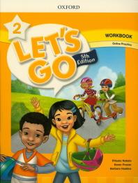 Let's Go. 2(Workbook)(with Online Practice)
