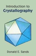 [해외]Introduction to Crystallography
