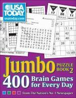 [해외]USA Today Jumbo Puzzle Book 2