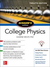 [해외]Schaum's Outline of College Physics, Twelfth Edition