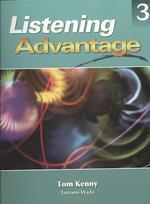 LISTENING ADVANTAGE. 3 (STUDENT BOOK)(CD 1장 포함)