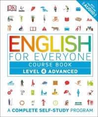 English for Everyone: Level 4: Advanced, Course Book (Library)