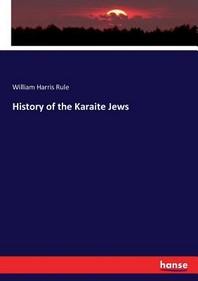 History of the Karaite Jews