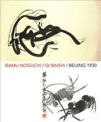 Isamu Noguchi - Qi Baishi - Beijing 1930