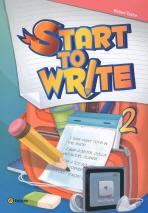 START TO WRITE. 2