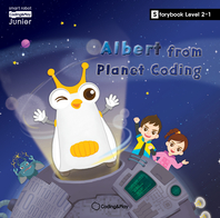 Coding Storybook Level2-1. Albert from Planet Coding